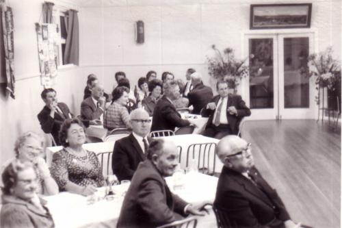 1965-66 Ladies night at CWA, Club Meeting Place
