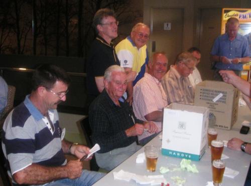 2009-11-02 Rotary Melbourne Cup Culcatta